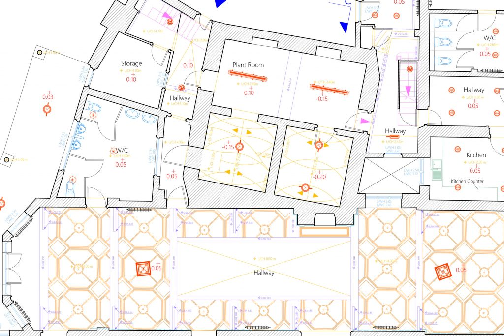 measured-survey-and-floor-plan-of-old-house-4